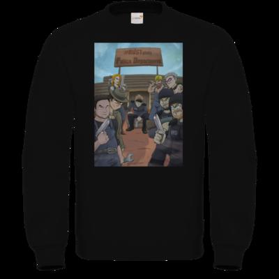 Motiv: Sweatshirt FAIR WEAR - Rust RPD
