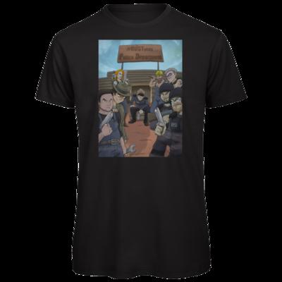 Motiv: Organic T-Shirt - Rust RPD