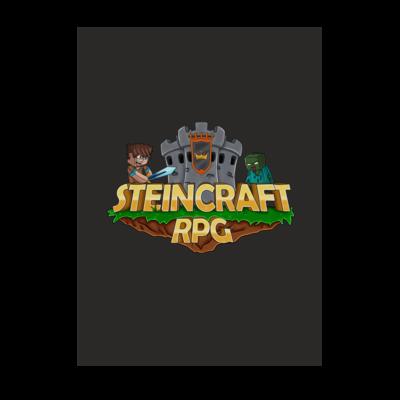 Motiv: Poster A1 - SteinCraftRPG
