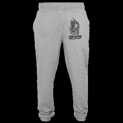 Motiv: Heavy Sweatpants - Nordseedeern black