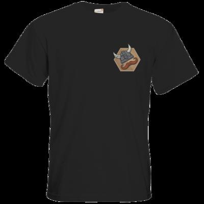 Motiv: T-Shirt Premium FAIR WEAR - Die Alriks Logo