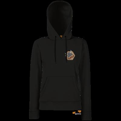 Motiv: Hoodie Damen Classic - Die Alriks Logo
