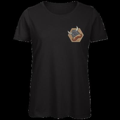 Motiv: Organic Lady T-Shirt - Die Alriks Logo