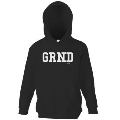 Motiv: Kids Hooded Sweat - GRND