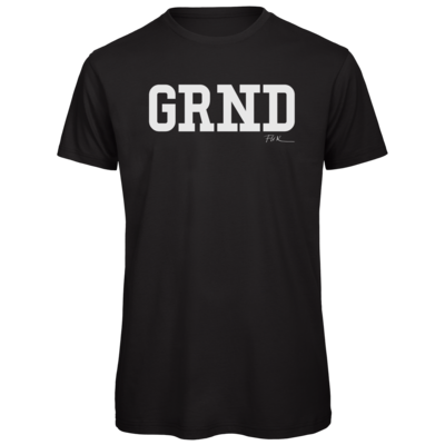 Motiv: Organic T-Shirt - GRND