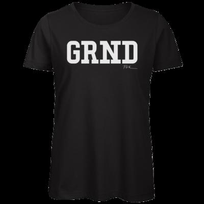 Motiv: Organic Lady T-Shirt - GRND