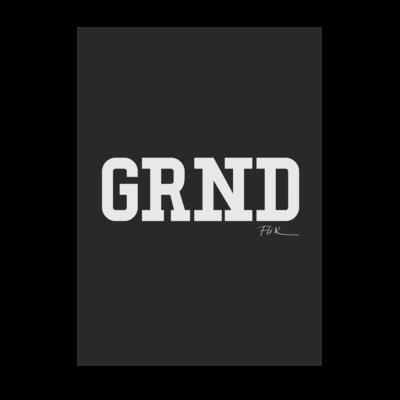 Motiv: Poster A1 - GRND