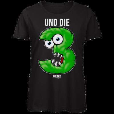 Motiv: Organic Lady T-Shirt - 3