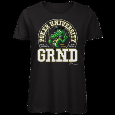 Motiv: Organic Lady T-Shirt - Kroko University
