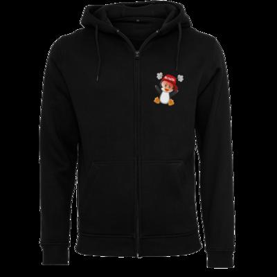 Motiv: Heavy Zip-Hoodie - Rage Pingu