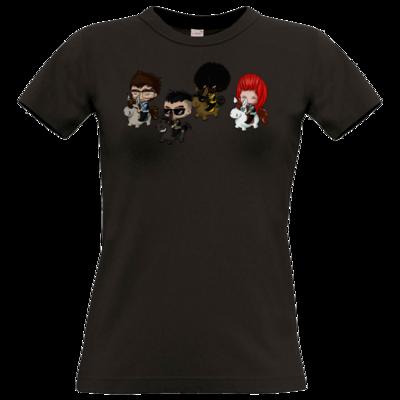 Motiv: T-Shirt Damen Premium FAIR WEAR - Baby DTU