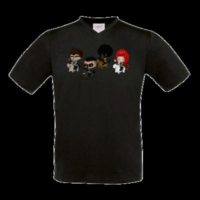 Motiv: T-Shirt V-Neck FAIR WEAR - Baby DTU