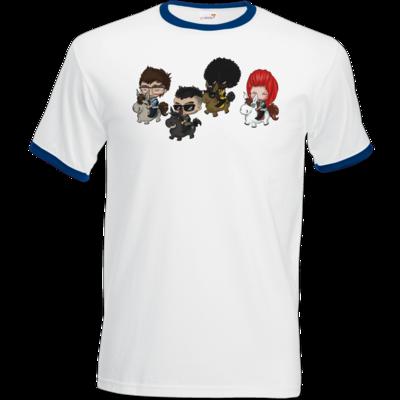 Motiv: T-Shirt Ringer - Baby DTU