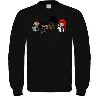 Motiv: Sweatshirt FAIR WEAR - Baby DTU