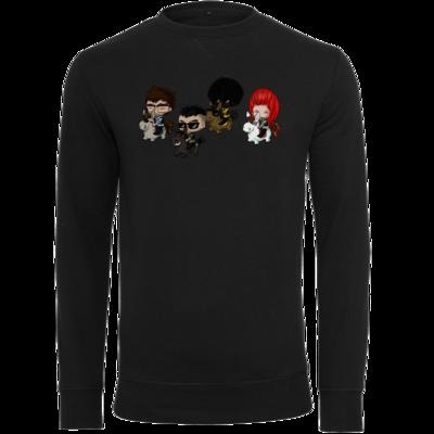 Motiv: Light Crew Sweatshirt - Baby DTU