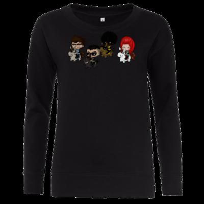 Motiv: Girlie Crew Sweatshirt - Baby DTU