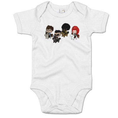Motiv: Baby Body Organic - Baby DTU