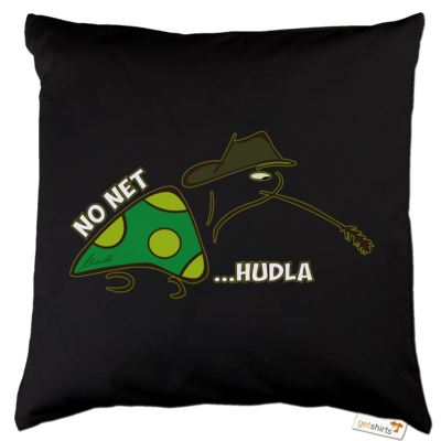Motiv: Kissen Baumwolle - net Hudla