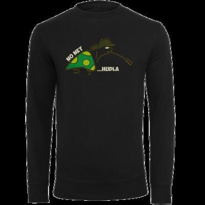 Motiv: Light Crew Sweatshirt - net Hudla