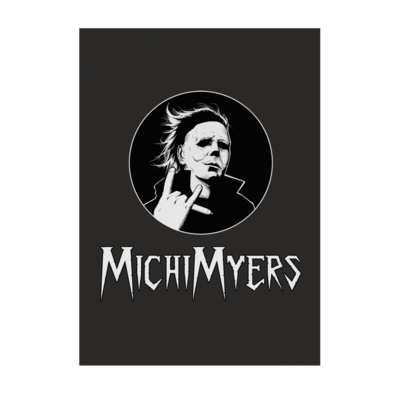 Motiv: Poster A1 - MichiMyers