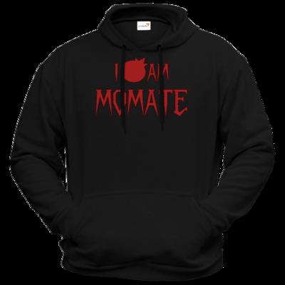 Motiv: Hoodie Premium FAIR WEAR - I AM MOMATE