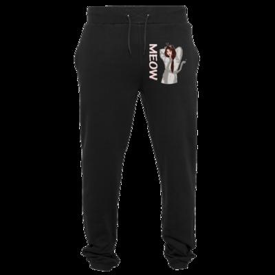 Motiv: Heavy Sweatpants - Cat Woman