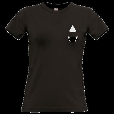 Motiv: T-Shirt Damen Premium FAIR WEAR - Zudle Undercover