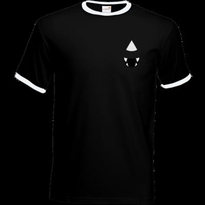 Motiv: T-Shirt Ringer - Zudle Undercover