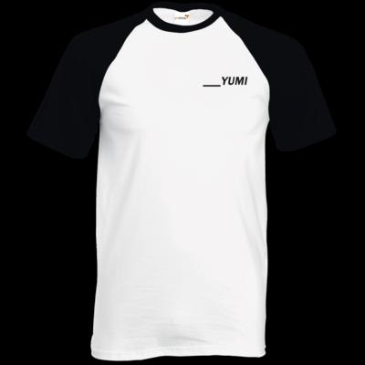 Motiv: TShirt Baseball - ___yumi