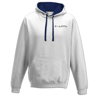 Motiv: Two-Tone Hoodie - チームズデル - Team Zudle