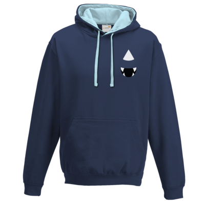Motiv: Two-Tone Hoodie - Zudle Undercover