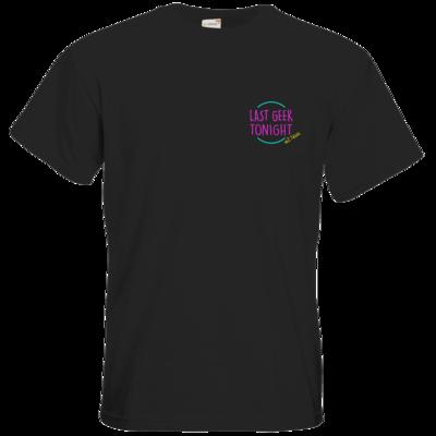 Motiv: T-Shirt Premium FAIR WEAR - Logo (mittig)