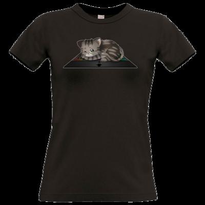 Motiv: T-Shirt Damen Premium FAIR WEAR - LuniLP