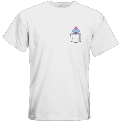 Motiv: T-Shirt Premium FAIR WEAR - Taschenzudle