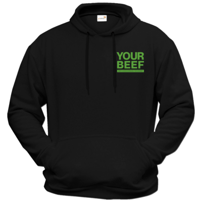 Motiv: Hoodie Premium FAIR WEAR - Yourbeef Logo block