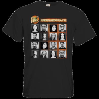 Motiv: T-Shirt Premium FAIR WEAR - Ferngespraech