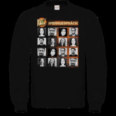 Motiv: Sweatshirt FAIR WEAR - Ferngespraech