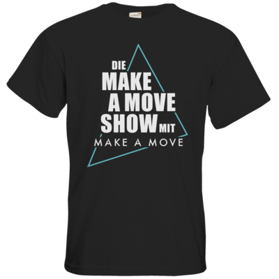Motiv: T-Shirt Premium FAIR WEAR - Make A Move Show