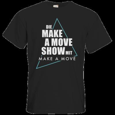 Motiv: T-Shirt Premium FAIR WEAR - Make A Move Show