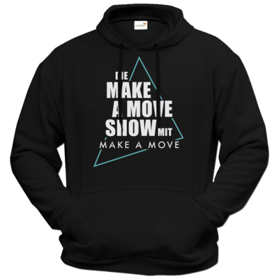 Motiv: Hoodie Premium FAIR WEAR - Make A Move Show