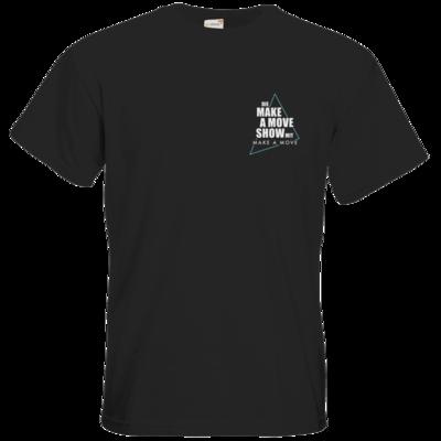 Motiv: T-Shirt Premium FAIR WEAR - Make A Move Show (small Logo)