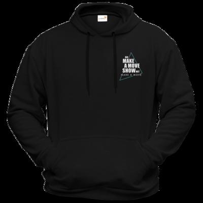 Motiv: Hoodie Premium FAIR WEAR - Make A Move Show (small Logo)