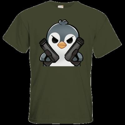 Motiv: T-Shirt Premium FAIR WEAR - PewPew
