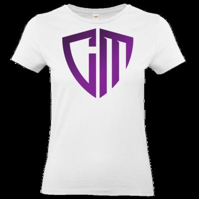 Motiv: T-Shirt Damen Premium FAIR WEAR - Chaosmiss Logo
