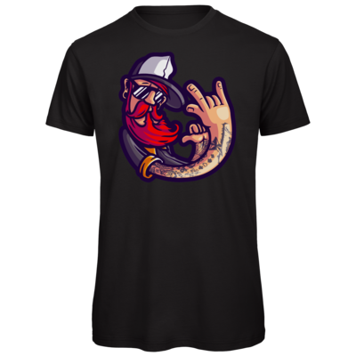 Motiv: Organic T-Shirt - yeaihy
