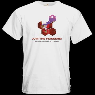 Motiv: T-Shirt Premium FAIR WEAR - BEHEMOTH PIONEERS Shirt 01