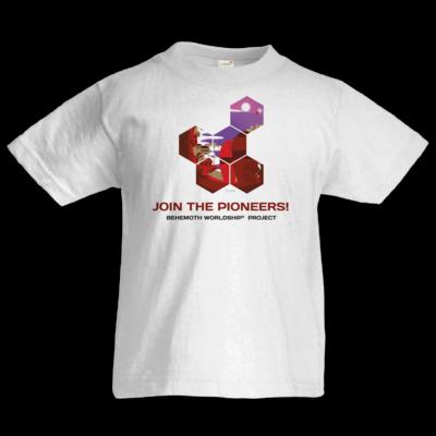 Motiv: Kids T-Shirt Premium FAIR WEAR - BEHEMOTH PIONEERS Shirt 01