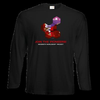 Motiv: Exact 190 Longsleeve FAIR WEAR - BEHEMOTH PIONEERS Shirt 01