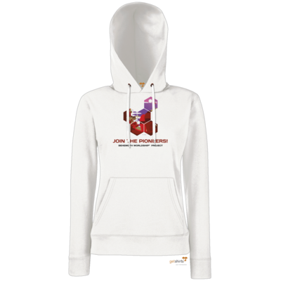 Motiv: Hoodie Damen Classic - BEHEMOTH PIONEERS Shirt 01