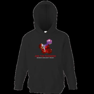 Motiv: Kids Hooded Sweat - BEHEMOTH PIONEERS Shirt 01
